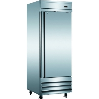 Stainless Steel Commercial 1 Single Door Stainless Reach In Refrigerator Cooler