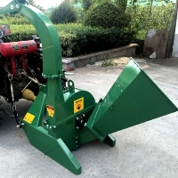 High Quality 15 HP EPA Gas Wood Chipper/Leaf Shredder