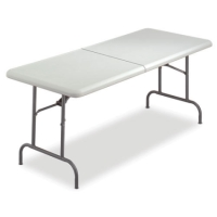 High Quality 5ft Heavy Duty Bi-Fold Folding Table