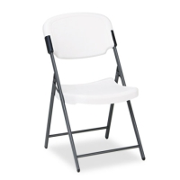 High Quality Platinum Steel Frame Heavy Duty Folding Chair