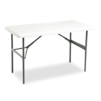 High Quality 4ft Platinum Heavy Duty Folding Table