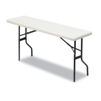 High Quality 5ft Heavy Duty Rectangular Folding Table