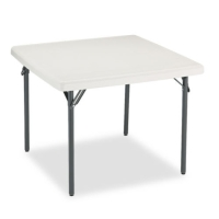 "High Quality 37"" x 37"" Heavy Duty Folding Table"