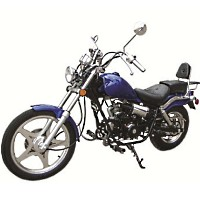 125cc Chopper Motorcycle Street Bike