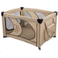 """High Quality Beige 45"""" Dog Play Pen"""