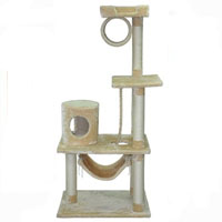 Brand New 5-in-1 Cozy Cat Tree House