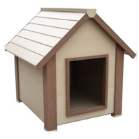 High Quality Super Insulated Medium Size Canine Condo Style Dog House
