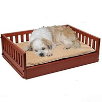 High Quality Extra Small Indoor/Outdoor Raised Pet Bed