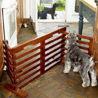High Quality Gate-n-Crate Folding Pet Gate