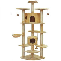 Brand New 5-in-1 Cat Tree House with Hammock