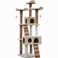 Brand New 6-in-1 Cat Tree House with Hammock