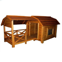 High Quality Barn Style Dog House