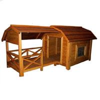High Quality Barn Style Dog House