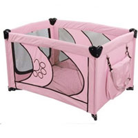 """High Quality Pink 45"""" Dog Play Pen"""