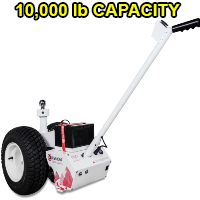 Park it 360 Electric Powered RV Trailer Dolly - 10000lb Capacity