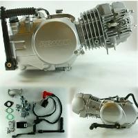 Piranha 125cc Pit Bike Complete Engine