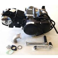 Piranha Lifan 125 Semi Auto Air Cooled 4 Stroke Complete Engine