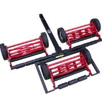 ProMow Hybrid 3 Reel Gang Reel Finish Mower - Flex 58 Mower