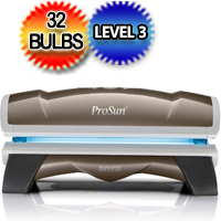 ProSun Onyx 32 SLI 32 Bulb Level 3 Commercial Tanning Bed 230v