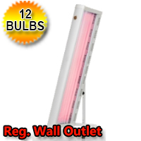 RenuvaSkin 12V Portable Red Light Canopy System
