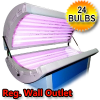 RenuvaSkin RX 24 Red Light Therapy Bed 120v