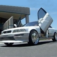 Brand New Acura Legend 91-95 Bolt On Lambo Vertical Doors Kit