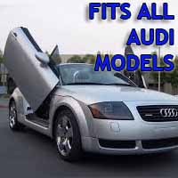 Brand New Audi Bolt On Lambo Vertical Doors Kit - Fits All Models