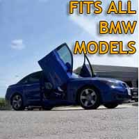 Brand New BMW Bolt On Lambo Vertical Doors Kit - Fits All Models