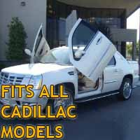 Brand New Cadillac Bolt On Lambo Vertical Doors Kit - Fits All Models