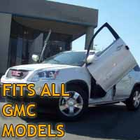 Brand New GMC Bolt On Lambo Vertical Doors Kit - Fits All Models