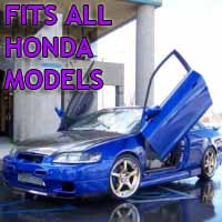 Brand New Honda Bolt On Lambo Vertical Doors Kit - Fits All Models