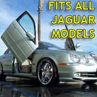 Brand New Jaguar Bolt On Lambo Vertical Doors Kit - Fits All Models
