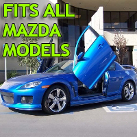 Brand New Mazda Bolt On Lambo Vertical Doors Kit - Fits All Models