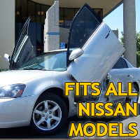 Brand New Nissan Bolt On Lambo Vertical Doors Kit - Fits All Models