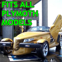 Brand New Plymouth Bolt On Lambo Vertical Doors Kit - Fits All Models