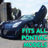 Brand New Pontiac Bolt On Lambo Vertical Doors Kit - Fits All Models