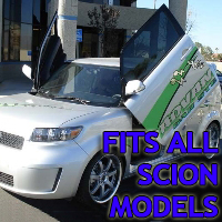 Brand New Scion Bolt On Lambo Vertical Doors Kit - Fits All Models