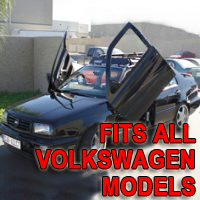 Brand New Volkswagen Bolt On Lambo Vertical Doors Kit - Fits All Models