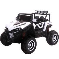12v Ride on Car Jeep Style Electric Truck Kids Battery Powered Remote Control Power Wheels - XJL-588