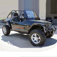 800cc Black Oreion Sand Reeper 4 x 4 Street Legal UTV
