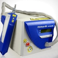 Q-S-Yag Laser Tattoo Eyebrow Removal Machine V2A