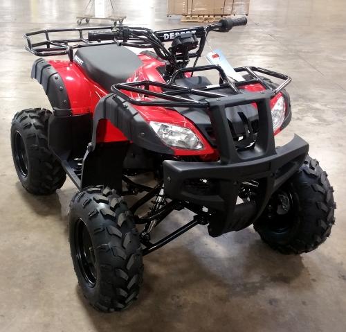 Desert 150cc ATV Fully Automatic w/Reverse & Large 21