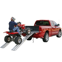 "Brand New High Quality 95"" Patented Aluminum ATV Ramp"