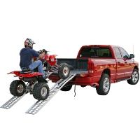 "Brand New High Quality 95"" Patented Aluminum ATV Ramp"