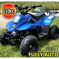 110cc Atv Fully Automatic Sport ATV 4 Wheeler - ATV110A Sport 6