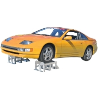 Brand New High Quality Sports Car Service Ramp