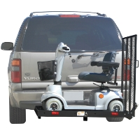 Brand New High Quality Hitch Cargo Carrier