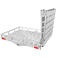 Brand New High Quality Aluminum Frame Cargo Carrier
