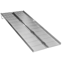 "Brand New High Quality 72"" Single Folding Mobility Ramp"