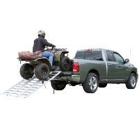 "Brand New High Quality 77"" Full Width ATV Trifold Ramp"